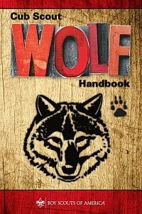 Image result for cub scout wolf handbook
