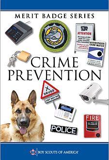 Crime Prevention Merit Badge