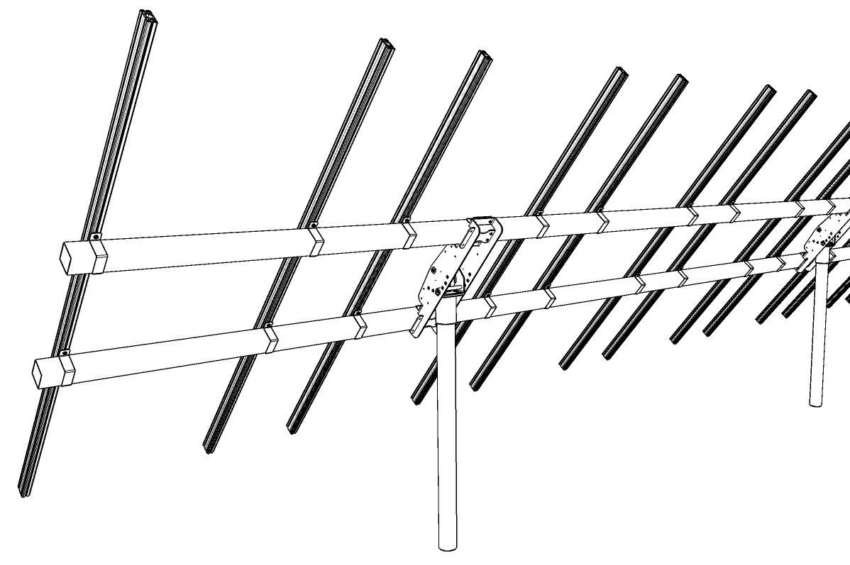 agm4 24 panel kit  72-cell