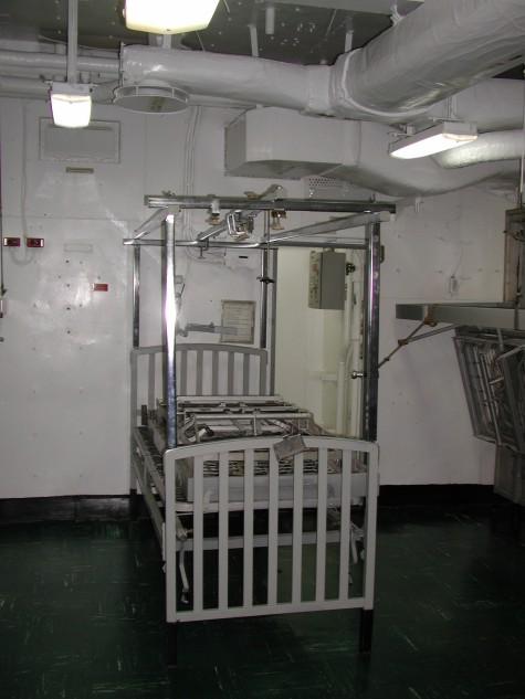 Battleship USS New Jersey BB62 March 9th Recent Photos Page