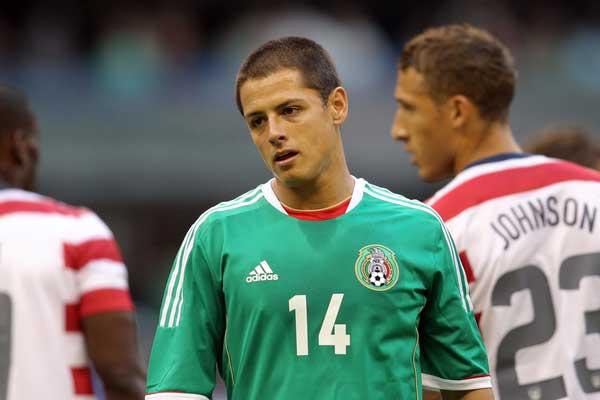 Mexico39s Latest Scenario US Soccer Players
