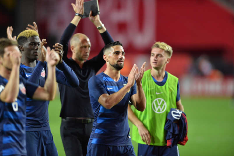 usmnt players create opportunities