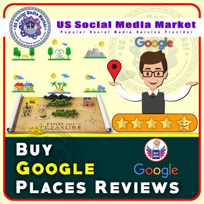 Buy Google Places Reviews