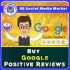 Buy Google Positive Reviews