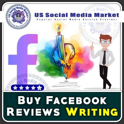 Buy Facebook Reviews Writing