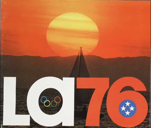 The Inner Turmoil Los Angeles And The 1976 Olympic Summer