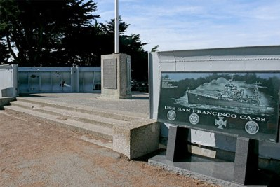 USS San Francisco Memorial