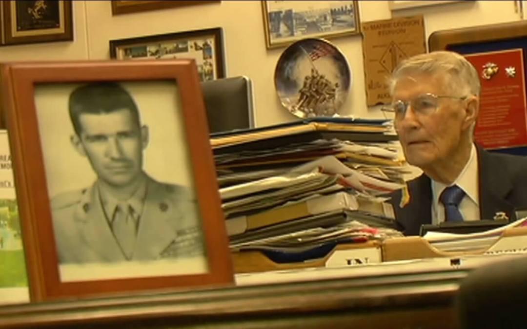 Happy 100th Birthday to Lt. Col John R Stevens