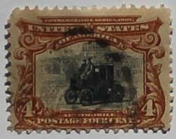 1901 Pan-American Exposition 4c