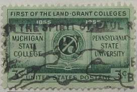 1955 Land Grant Colleges 3c