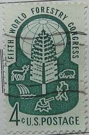 1960 5th World Forestry Congress 4c