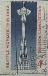 1962 Seattle World's Fair 4c