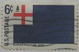1968 Bunker Hill Flag 6c