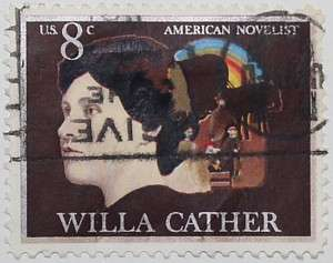 1973 American Arts - Cather 8c