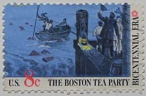 1973 Boston Tea Party - Dock 8c