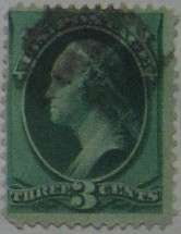 1879 Washington 3c
