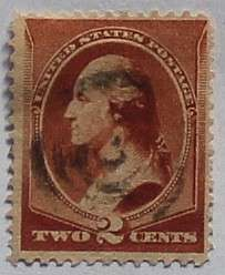 1883 Washington 2c
