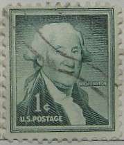 1956 Washington 1c