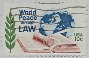 1975 World Peace 10c