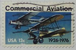 1976 Commercial Aviation 13c