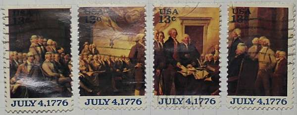 1976 Declaration of Independence 13c