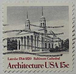 1979 Baltimore Cathedral 15c