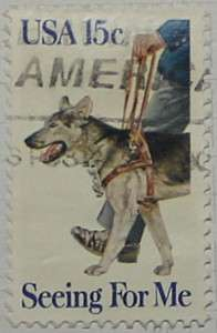 1979 Guide Dogs 15c