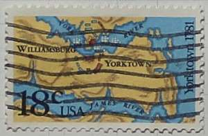 1981 Battle of Yorktown 18c
