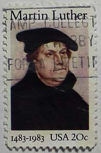 1983 Luther 20c