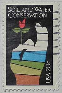1984 Soil and Water Conservation 20c