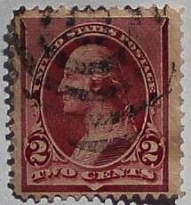 1890 Washington 2c