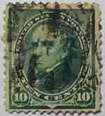 1894 Webster 10c