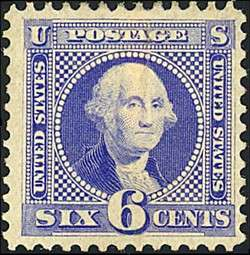 1869 Washington 6c