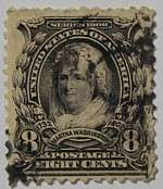 1902 Martha Washington 8c