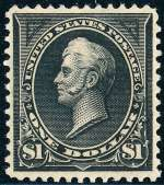 1895 Perry $1