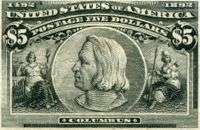 Christopher Columbus $5