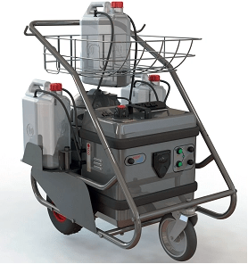SteamPro - Commercial Heavy Duty Steam Cleaner