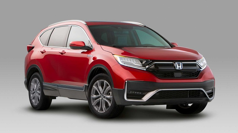 2021 Honda CR-V [Hybrid MPG and Price]