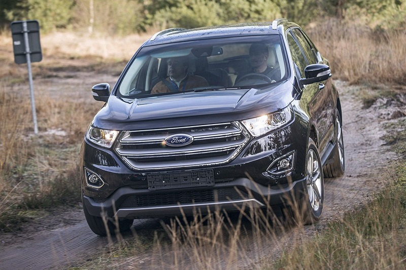 Minor Changes on the 2021 Ford Edge