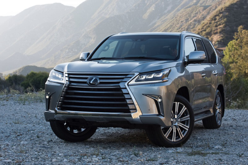 2021 Lexus LX 570 Replacement is Ready