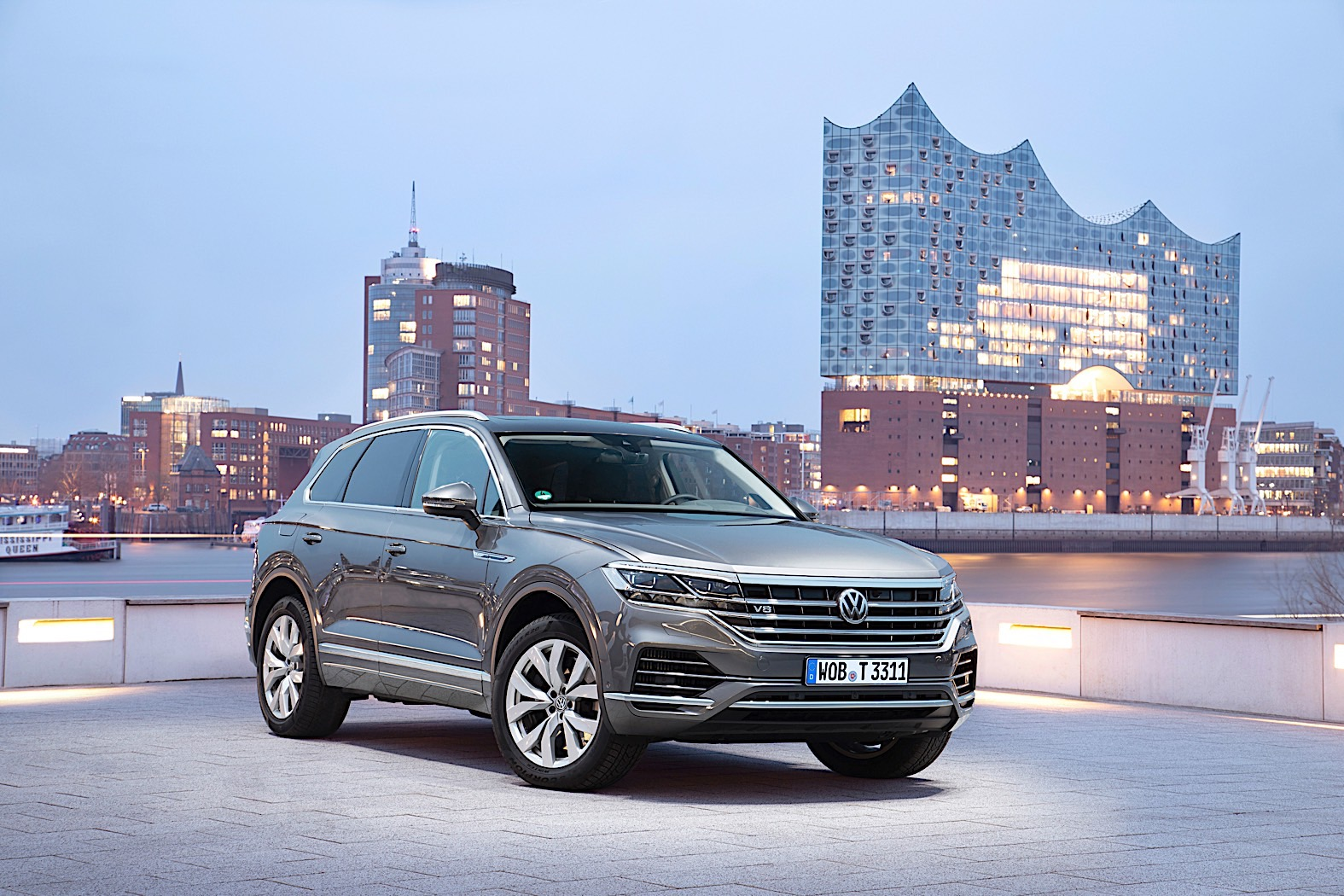 2021 VW Touareg – Hybrid and R Model Rumors