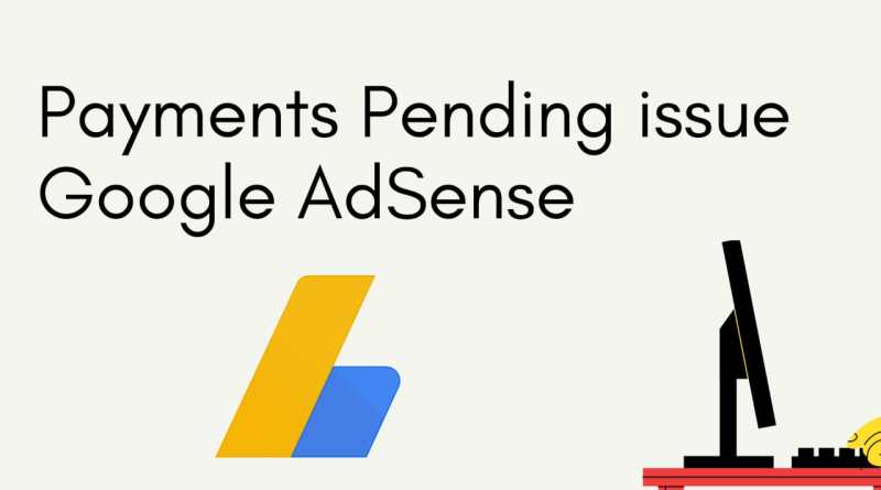 Google AdSense payment issue: automatic payment pending wire transfer to bank account solution
