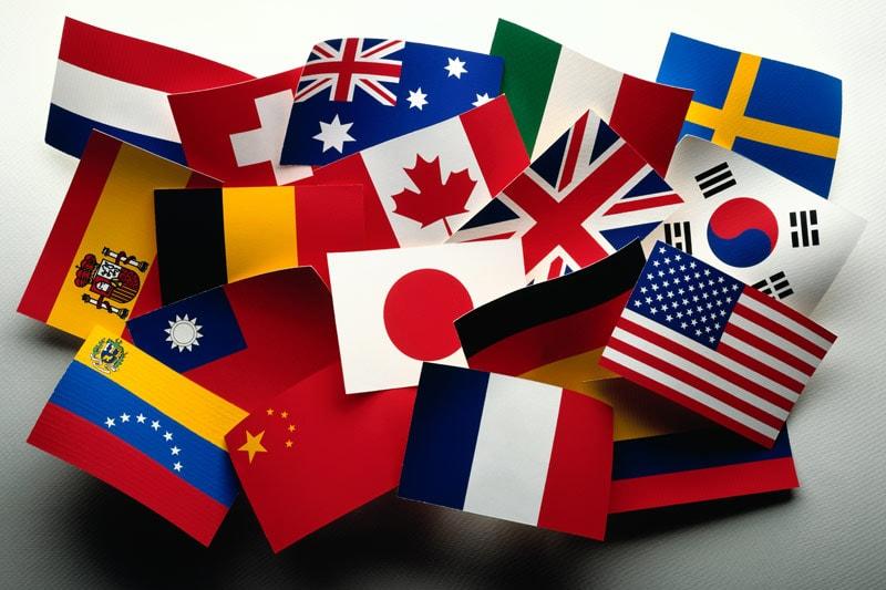 Тест: Говорят, что набрать 10 из 10 сможет только полиглот