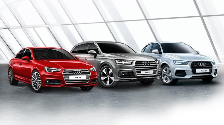 Тест: Какая ты модель Audi?