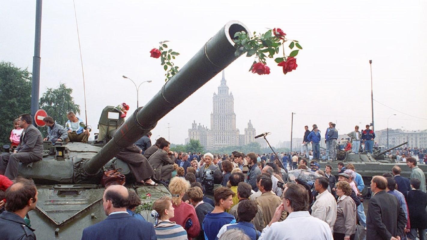 Тест: Ты в курсе истории путча 1991 года?
