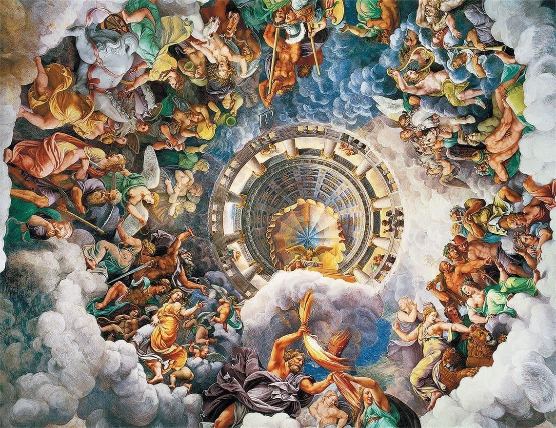 Тест: Знаете ли вы имена древнегреческих богов?