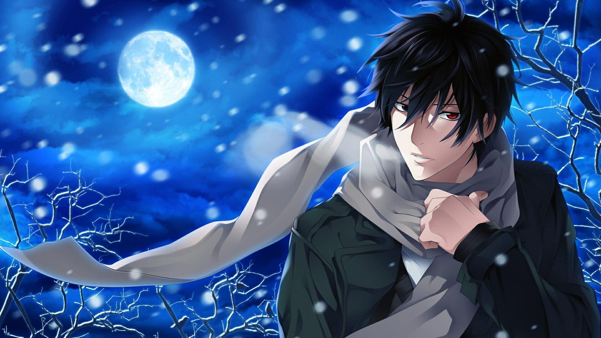 Тест: Какой ты мужской аниме персонаж?