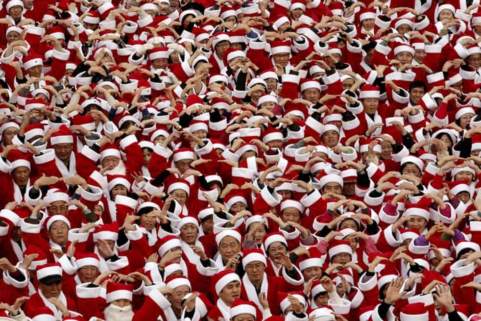Тест: Как зовут Деда мороза в разных странах мира?