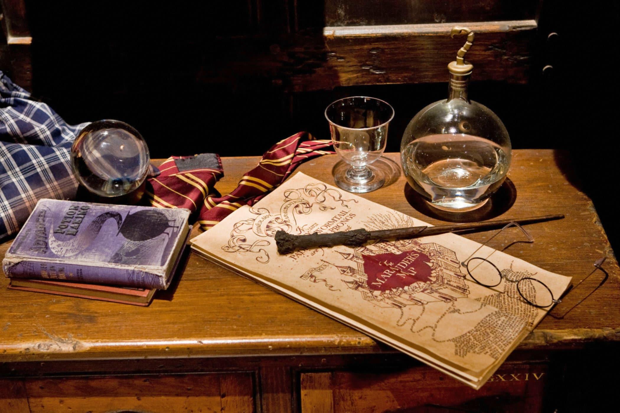 Знаешь ли ты кому принадлежал этот предмет или животное в Гарри Поттере?