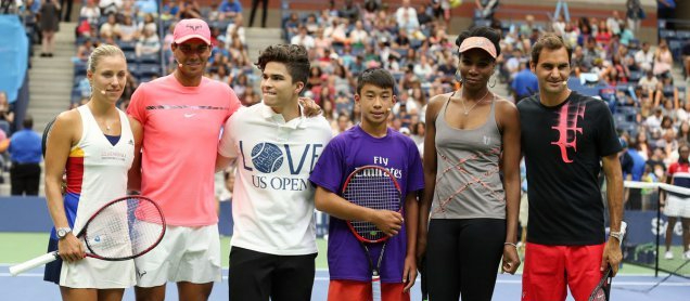 the big impact of arthur ashe New york — virginia wade has many memories of arthur ashe, but the one that sticks in her mind isn't from 50 years ago in new york, when in 1968 they won the first us open singles titles and.